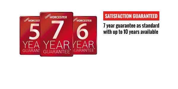 7 year guarantee